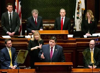 Pritzker Budget Address