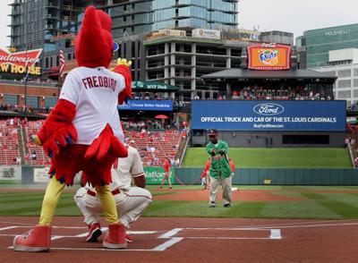 Cardinals host Angels