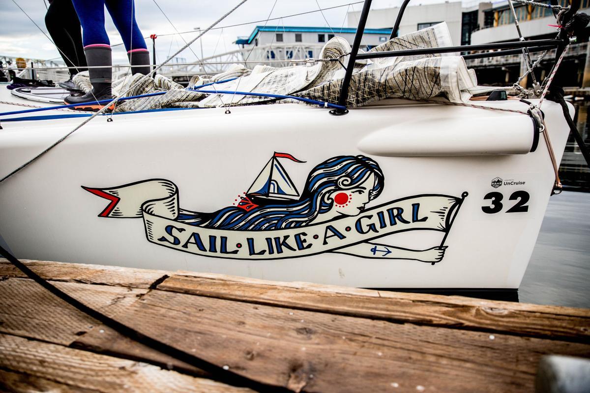 Sail Like a Girl