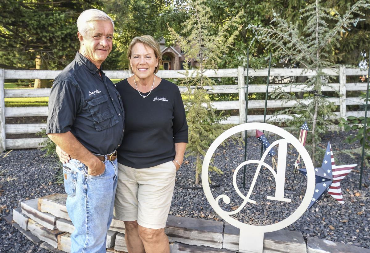 Mike and Karen Swiney