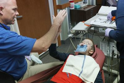 😄Give Kids a Smile Day provides free dental care to more than 160