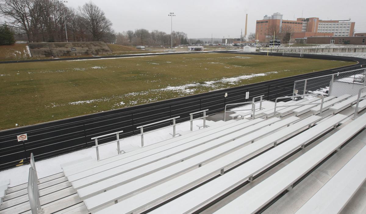 Eisenhower HS football field 2 1.9.18