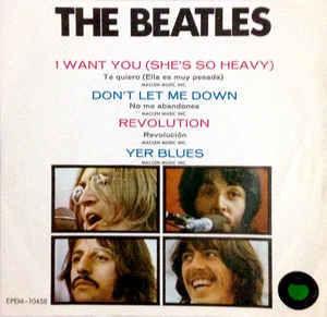 """9. I Want You (She's So Heavy) (""""Abbey Road"""")"""