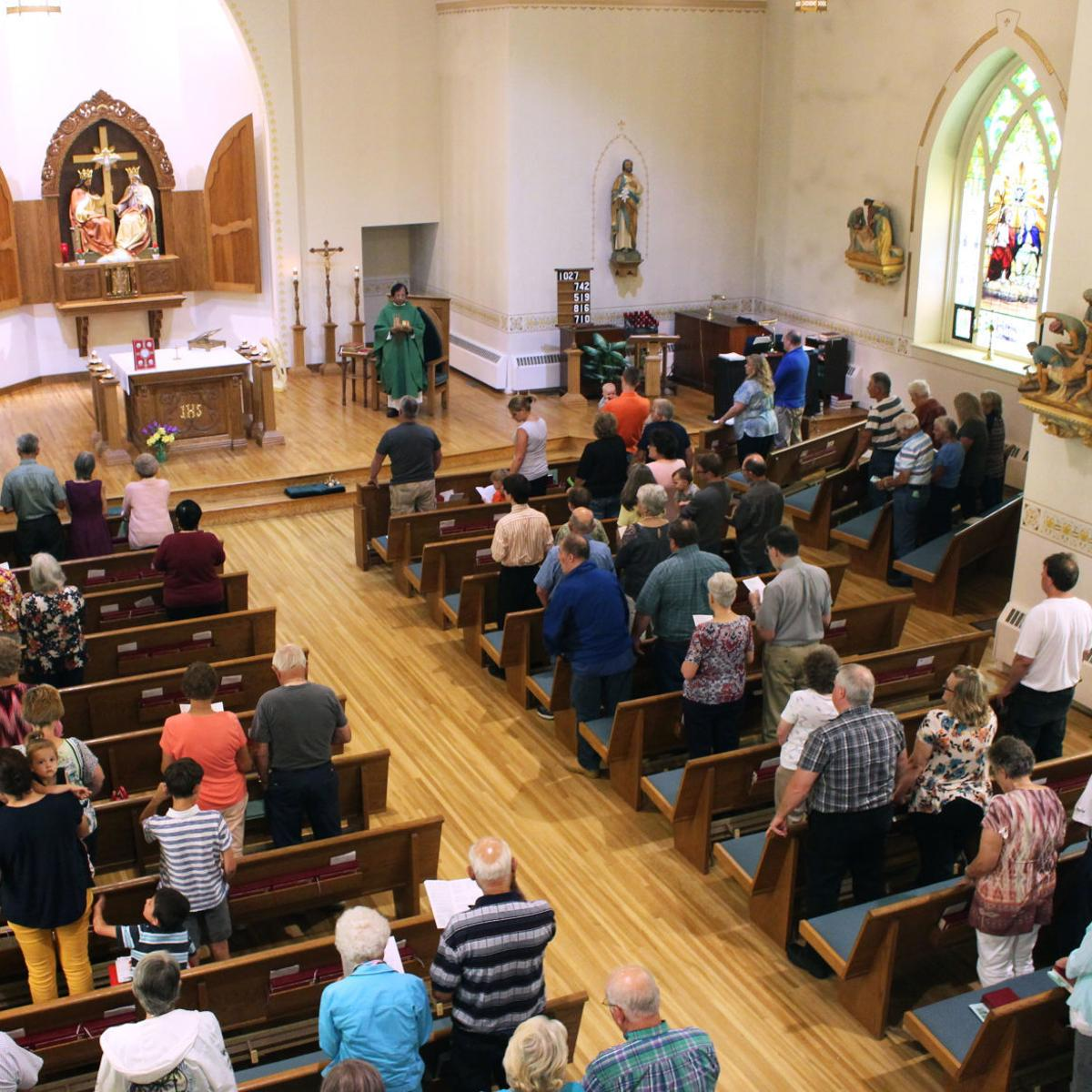 Rural churches search for their place in a changing world