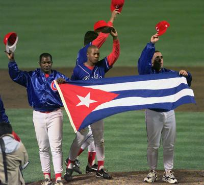 MLB Cuba Agreement Baseball