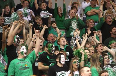 """🏀""""This is a big decision."""" Changes being considered for state basketball tournaments amid dwindling attendance."""