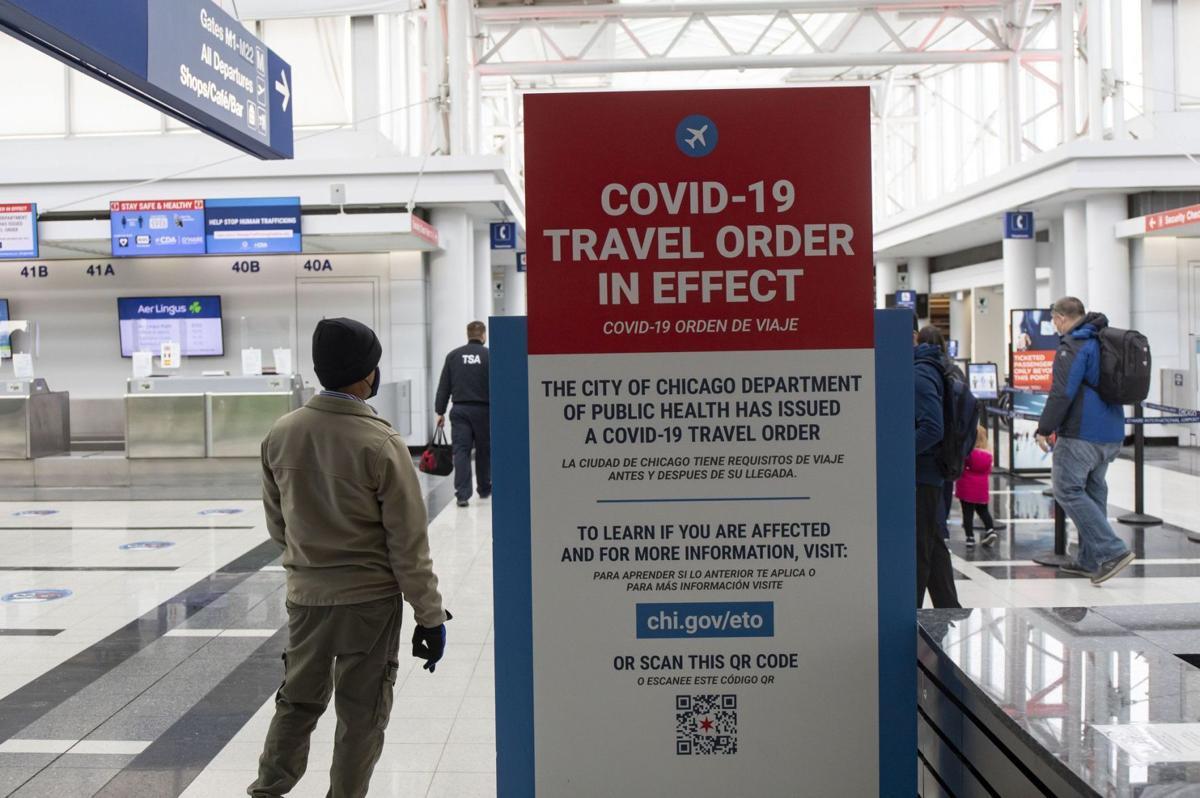Travel Order - File Photo