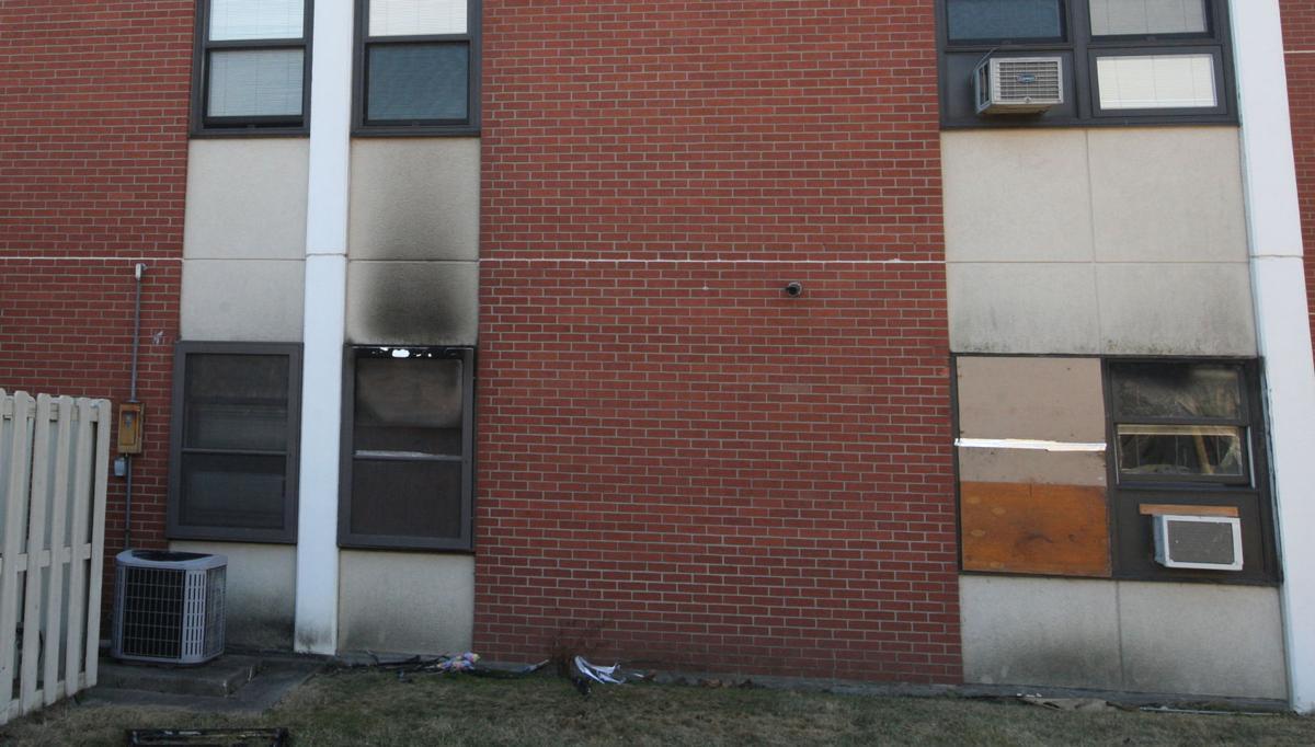 Burned Apartment 1 1.26.18