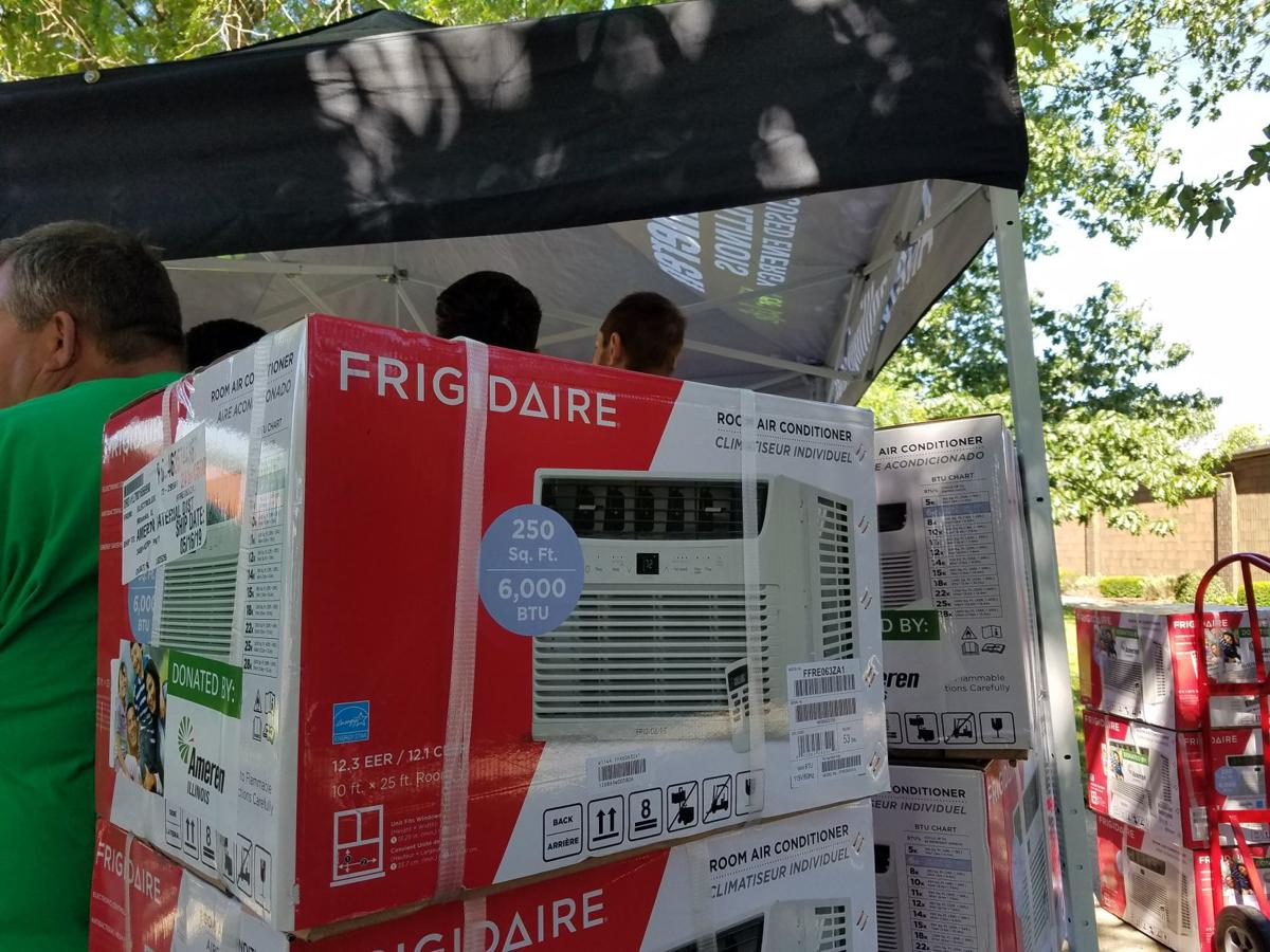 Ameren MDCOC air conditioners