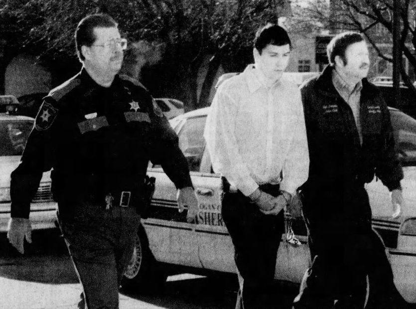 Jon Morgan sentencing hearing