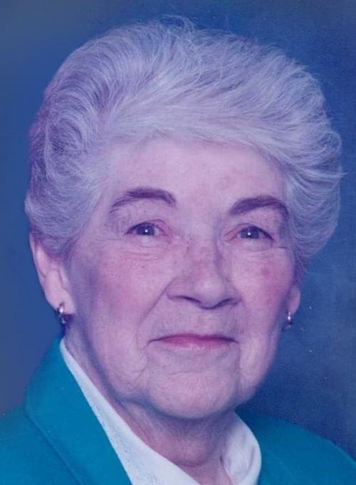 Mary Ruth Berry