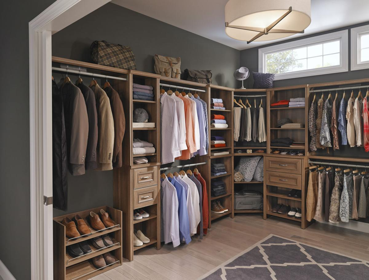 Tips To Convert A Spare Room Into Multi Functional Walk In Closet