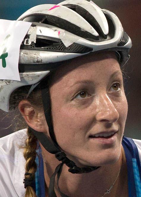 Tatyana McFadden, Paralympics, hedshot