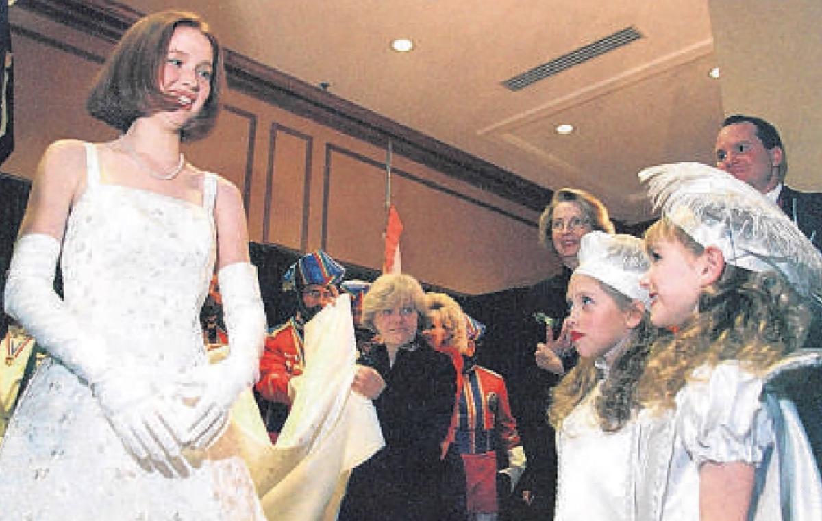 Dec. 24, 1999: Veiled Prophet Ball