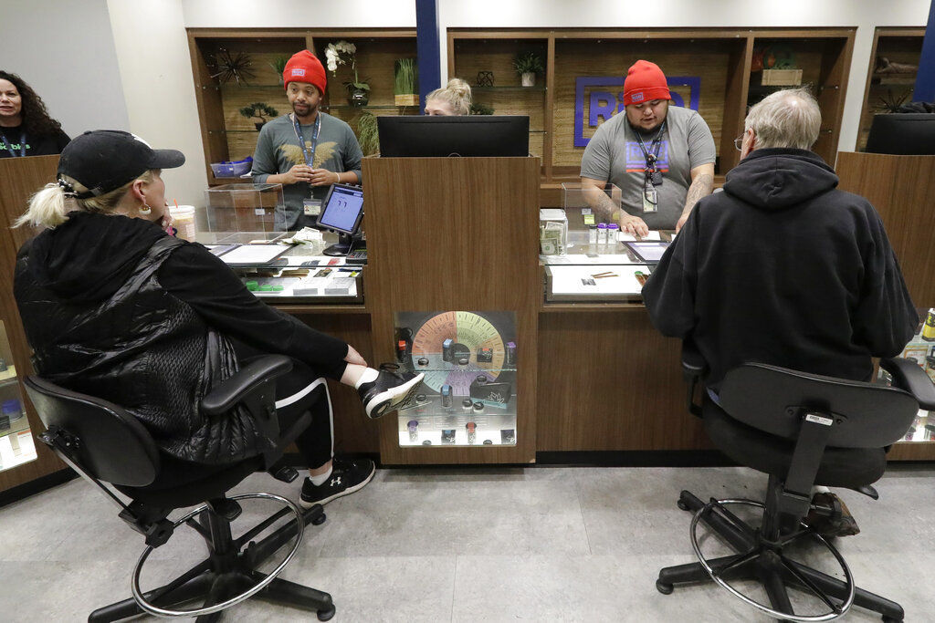 Marijuana Illinois Michigan