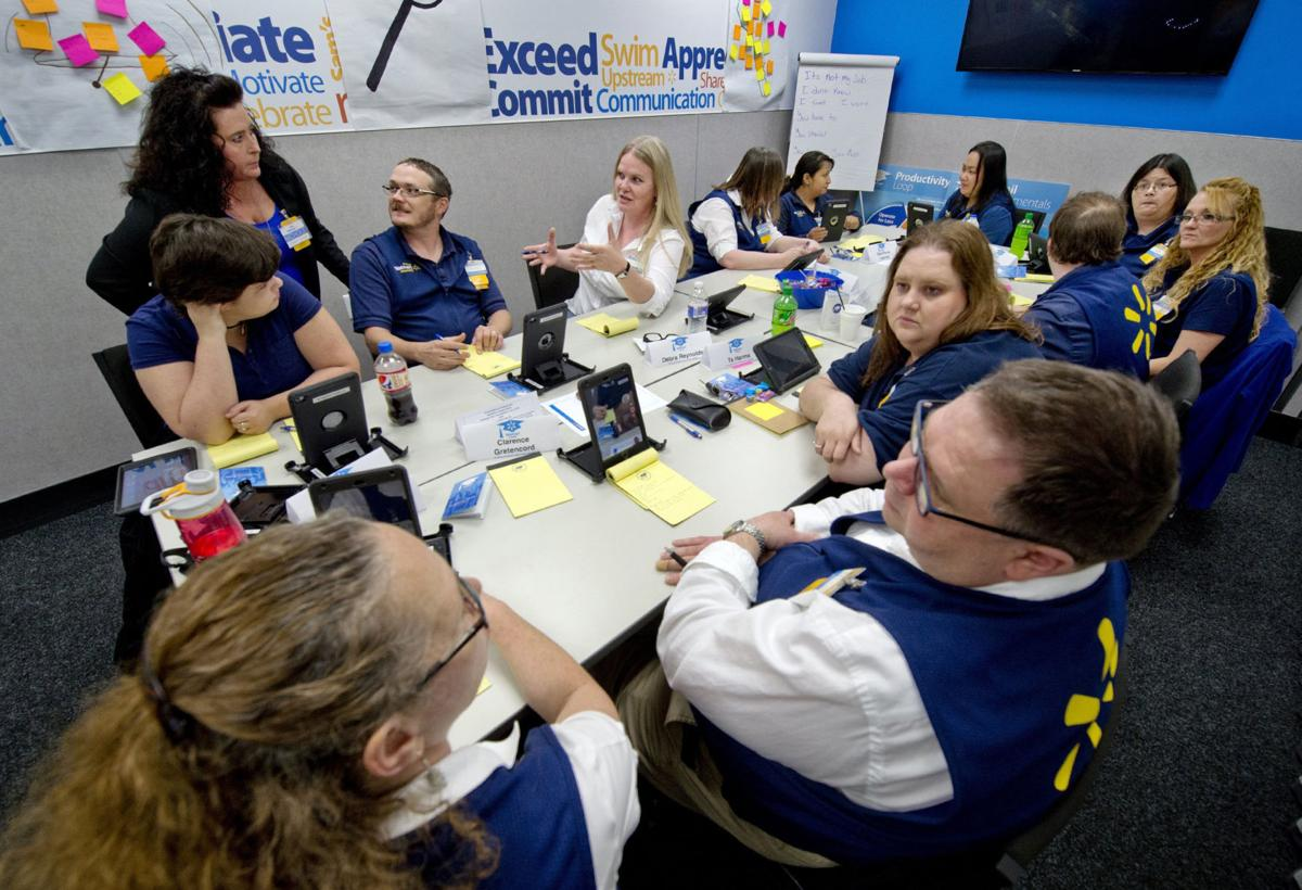 wal mart negotiations with talley Sarah talley and frey farms produce: negotiating with wal-mart (a) case solution,sarah talley and frey farms produce: negotiating with wal-mart (a) case analysis, sarah talley and frey farms produce: negotiating with wal-mart (a) case study solution, describes retail suppliers negotiate frey farms produce in its growth from a small local supplier of products to become a supplier to wal-mart.