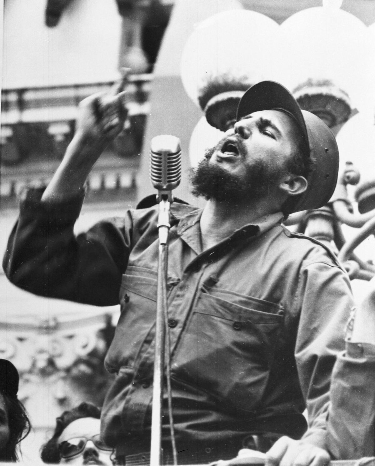 Cuba Obit Fidel Castr_Zake