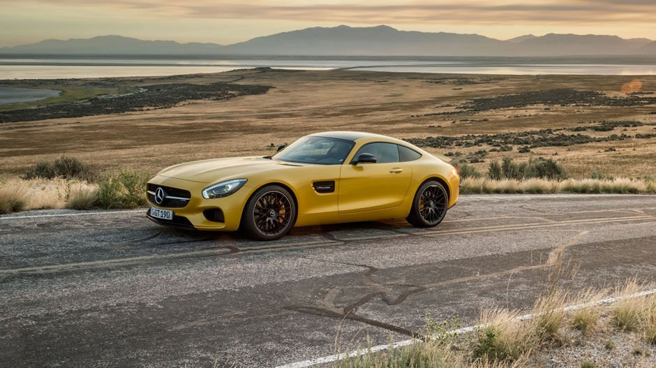 9. 2016 Mercedes-Benz AMG GT | | herald-review.com