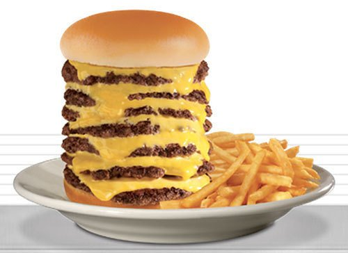The 7x7 Steakburger