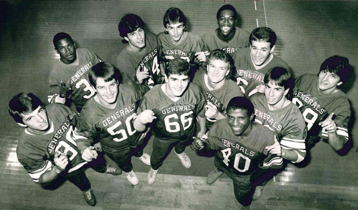 1985 MacArthur football