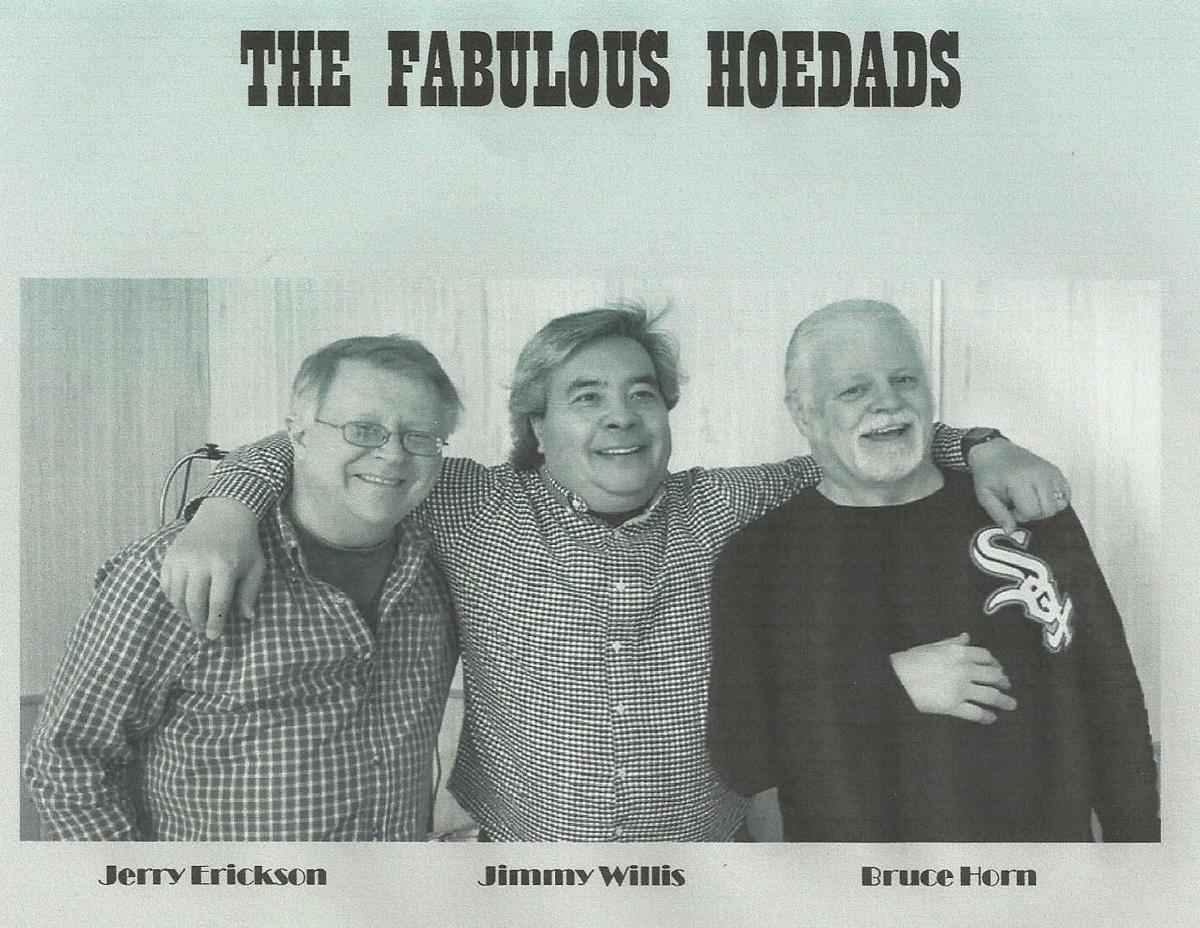 The Fabulous Hoedads Trio with Jimmy Willis