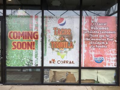 COMING SOON: Tacos and Tequila/El Corral
