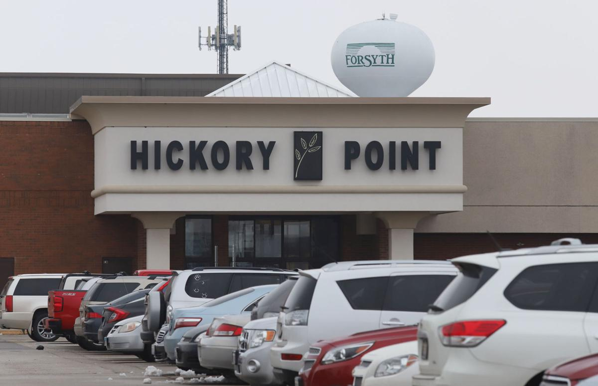 Hickory Point Mall file photo