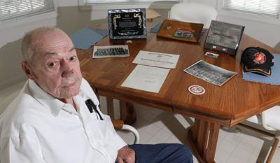 STORIES OF HONOR: Korean War veteran, expert rifleman from Macon is a 2-time Purple Heart recipient