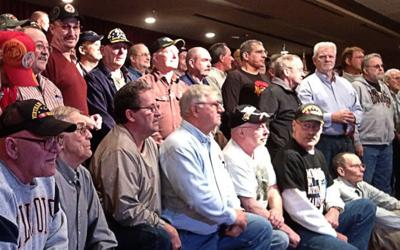 vietnam vets group shot