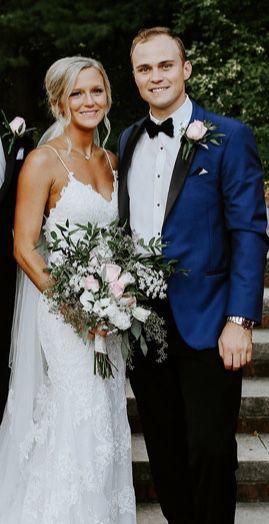 Ashley and Bryce Mathews