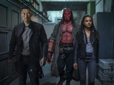 Film Review - Hellboy