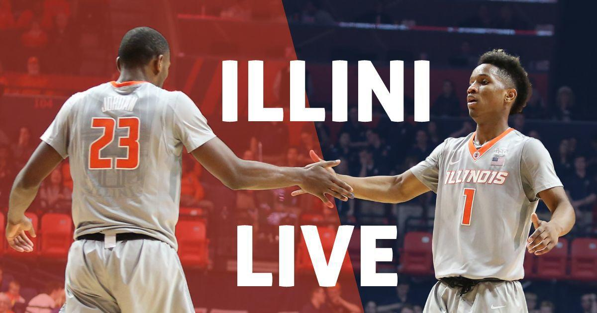 Illini Live - Basketball