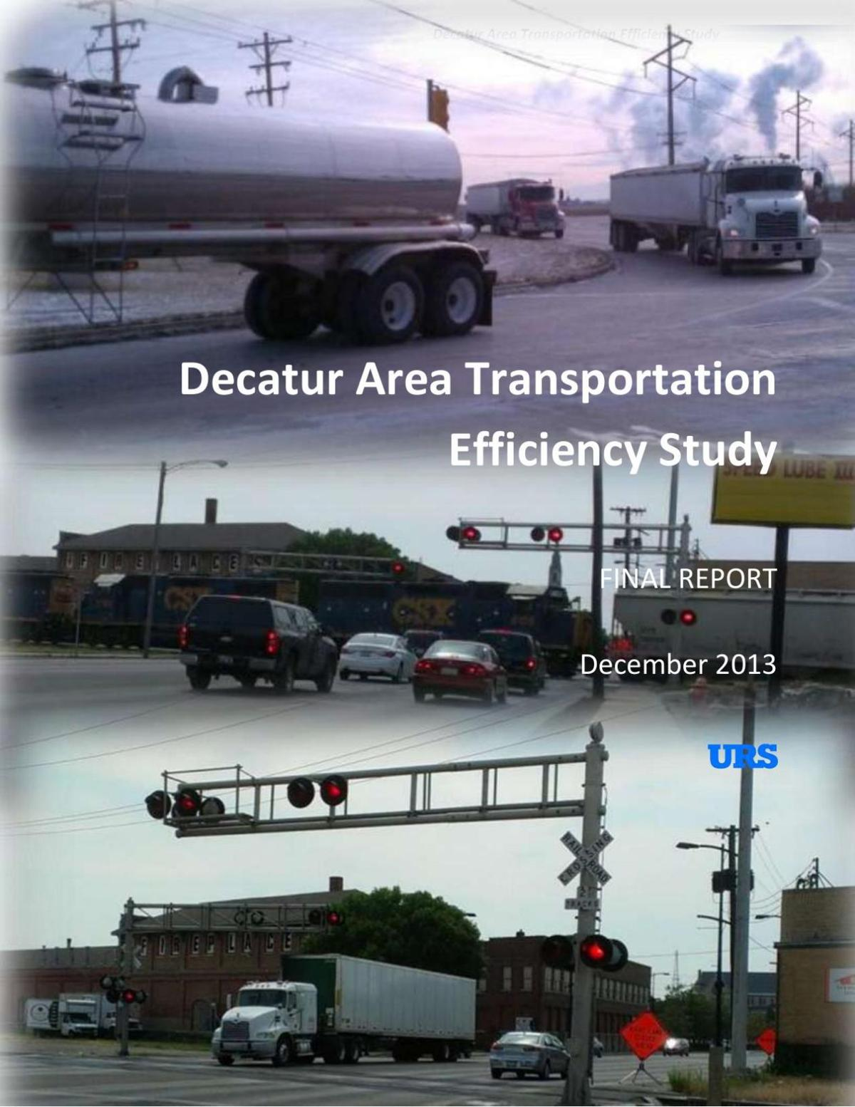Decatur Area Transportation Efficiency Study
