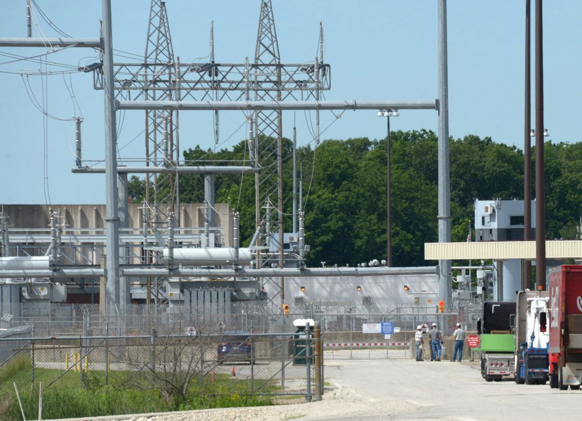 Clinton Power Station File
