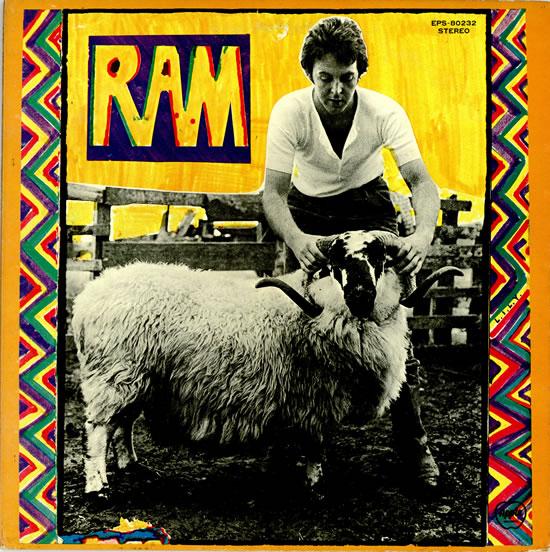 Paul McCartney's 'Ram'   Tim Cain's Blog   herald-review.com