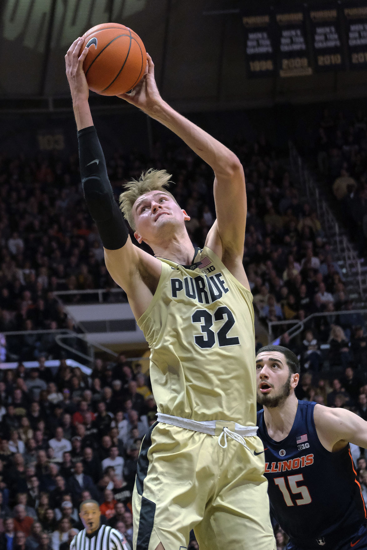 Illinois Purdue Basketball