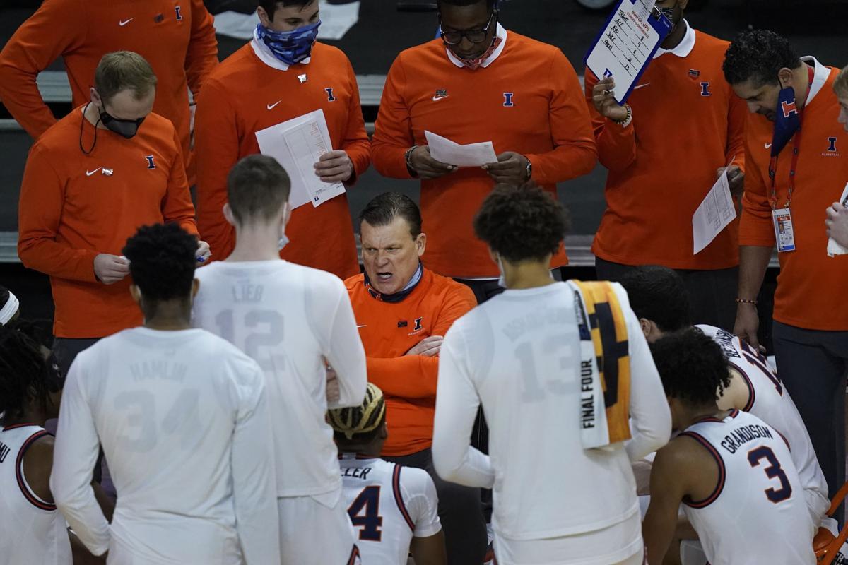 NCAA Drexel Illinois Basketball