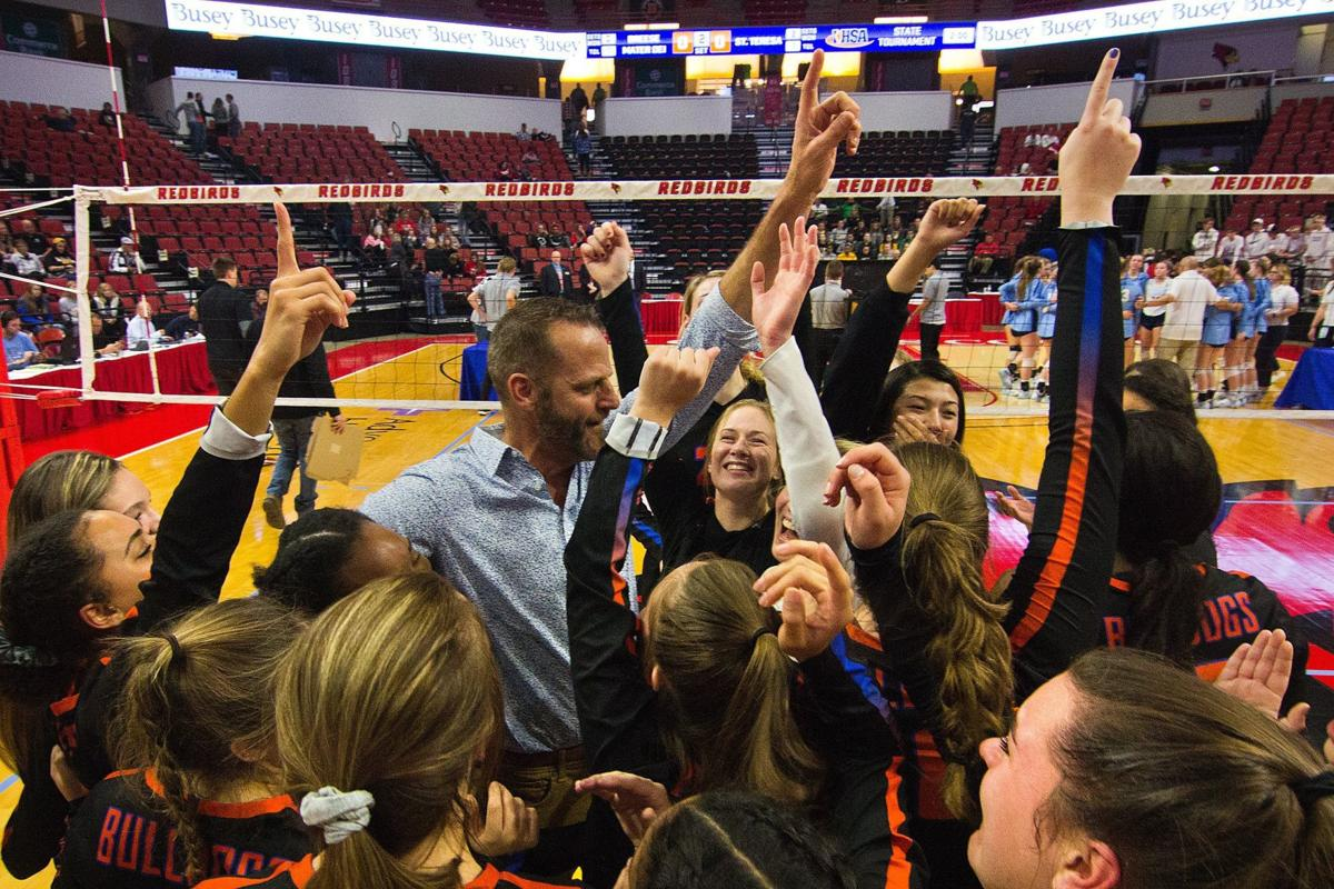 How Some Local Volleyball Teams Are Approaching The New Ihsa Guidelines High School Volleyball Herald Review Com