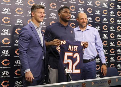 Bears Mack Football (copy)