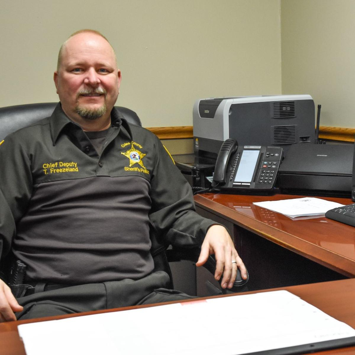 New Arcola police chief comes with 25 years of Coles County