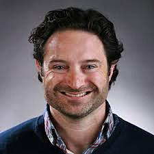 Benjamin Hochman, PD sports column mug