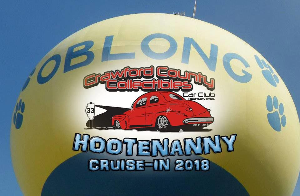 Oblong Hootenanny Cruise-In Car Show   General Events   herald