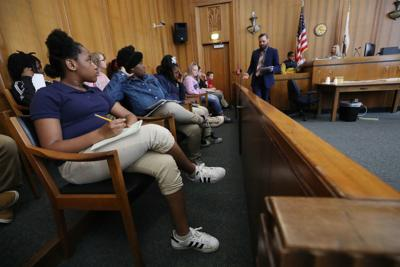⚖️ All rise: Here's how Decatur students' mock trial commemorated Law Day
