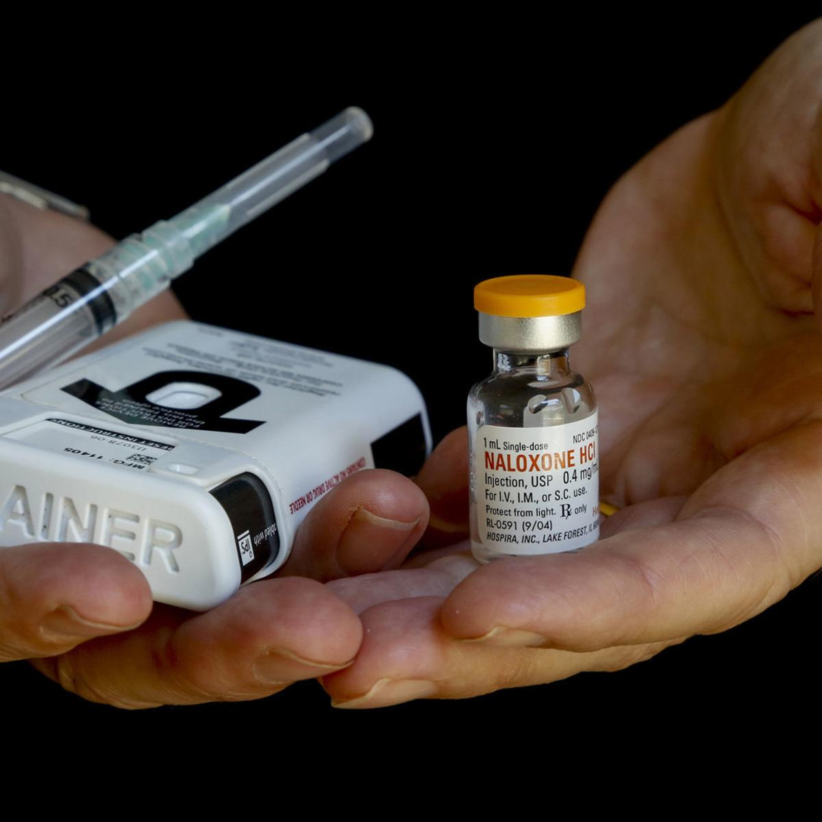 New naloxone laws seek to prevent opioid overdoses | Health