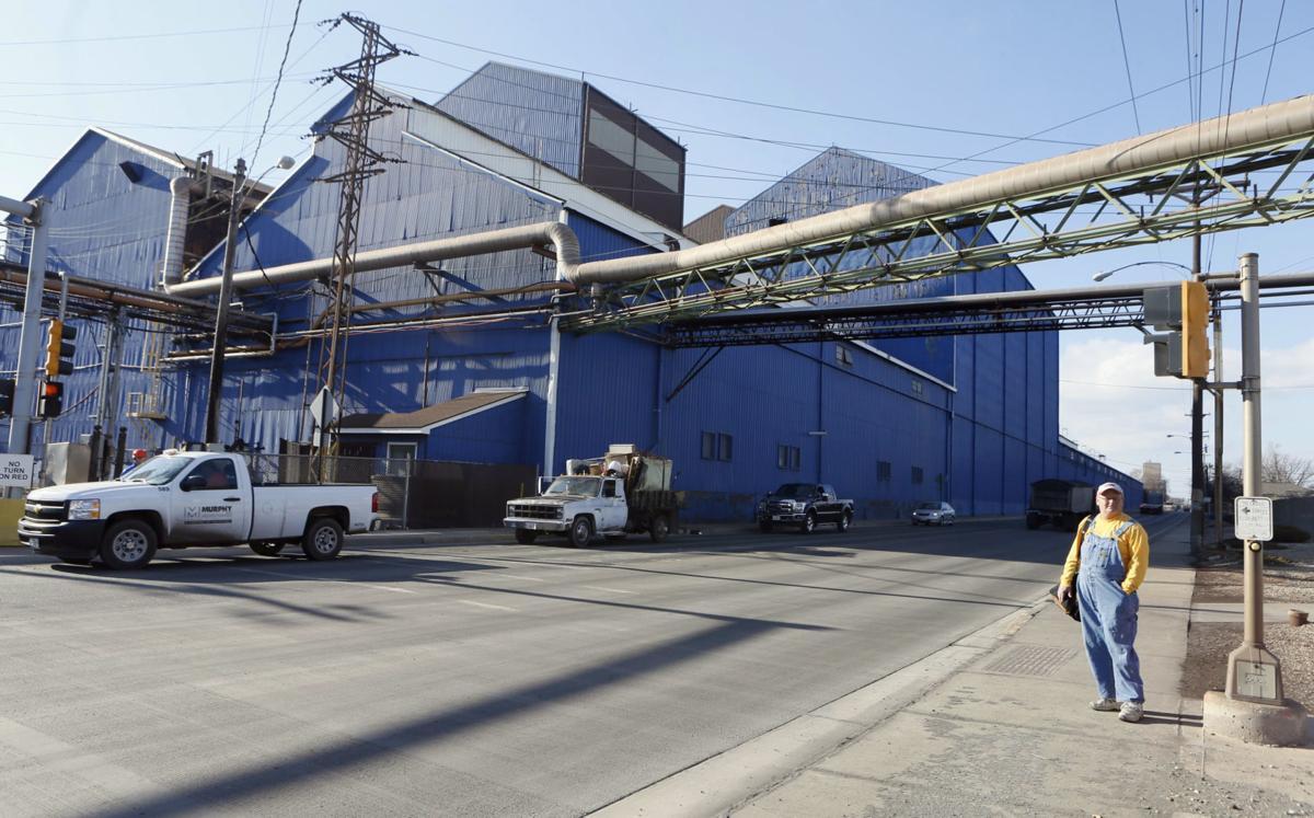 Steel Factory Granite City