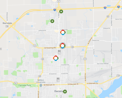 Ameren: Equipment failure caused outage on Decatur's north side