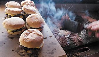 Heaven in a little Brown Bag: For more than 50 years, Krekel's serving up tasty hamburgers