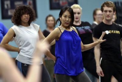 K-pop dancer brings high-energy moves to Decatur Park District