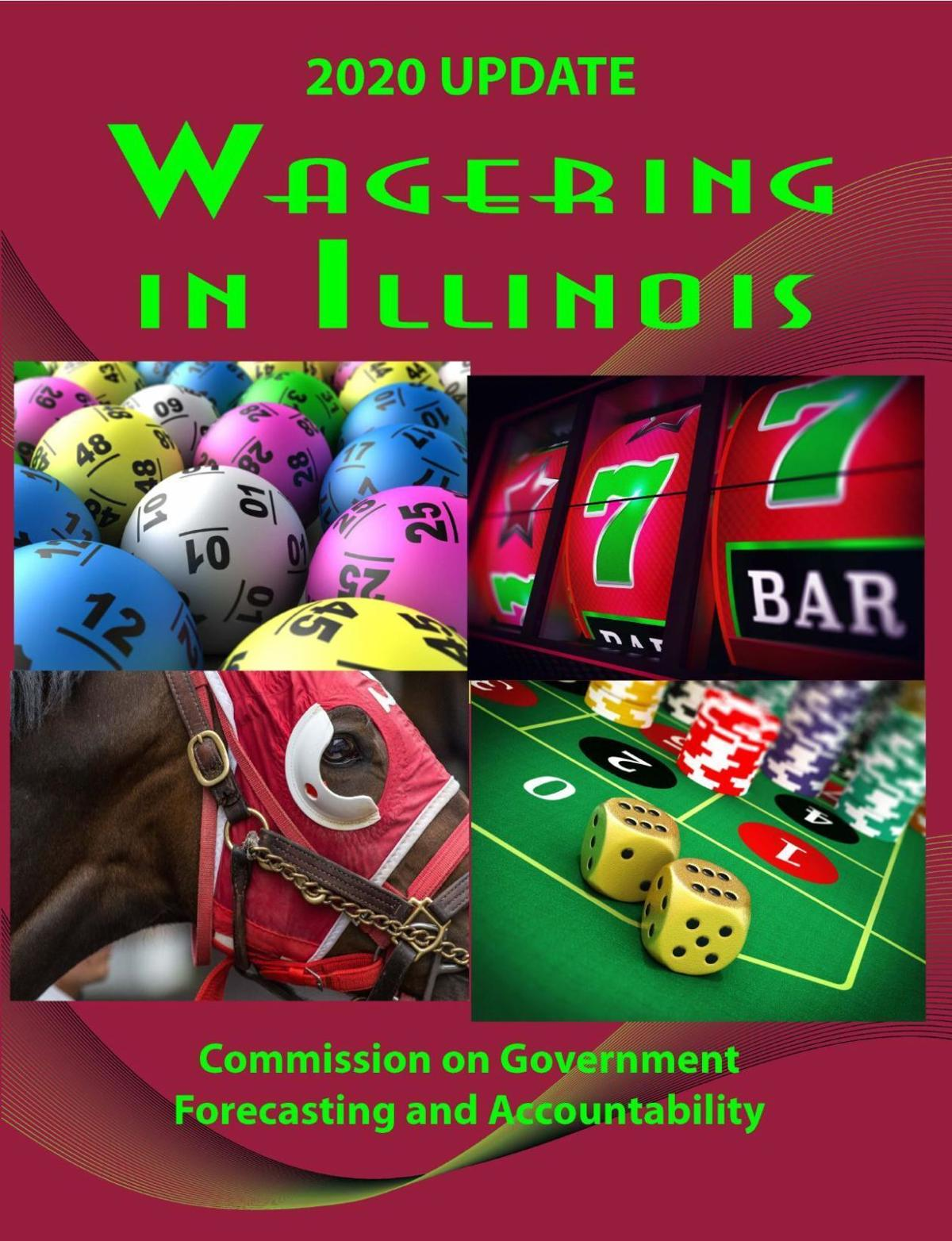 2020 wagering in Illinois report