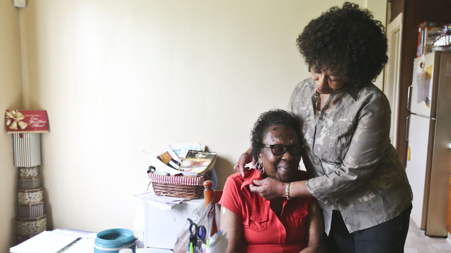 Decatur homecare provider helps others with care and compassion